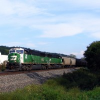 BNSF 8182, and BNSF 8156