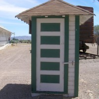 Phone Booth From Acequia, ID
