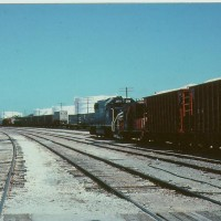 Nueces Bay Yard, MoPac