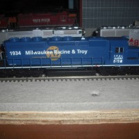 1934 Milwaukee Racine & Troy