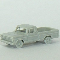 N Scale 1968 Ford short bed pickup