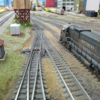 Static Grass Added to Layout