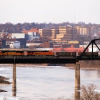 BNSF bridge Sioux City