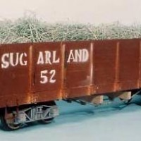 sugar cane car