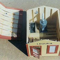 "1/2in scale ""depot"""