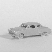N Scale 1950 Studebaker Starlight Coupe