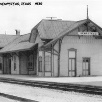 Hempstead, Texas Depot