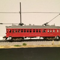Pacific Electric #1032 - N-scale Minitures by Eric kit