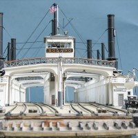 Solano ferry model (HO scale)