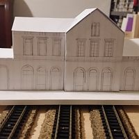 Neubrucke Nahe Station build