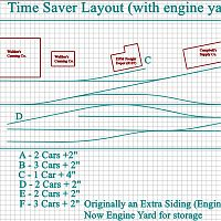 Modified Time Saver Layout