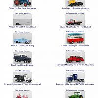 14th Annual N Scale Vehicle Of The Year Nominees