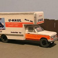 U-haul Truck - Oregon