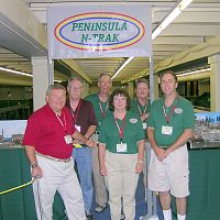 Peninsula Ntrak at 2005 San Diego convention