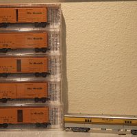 Recent N Scale