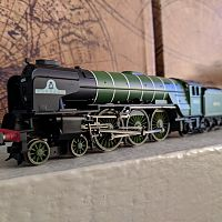 Hornby Tornado Detailing Project