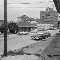Sugar Land Downtown 1960s