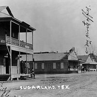 Sugar Land Downtown 1916