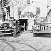 Sugar Land Fire Department 1960s