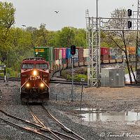"""CP East at Soo Tower"""