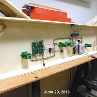 Wiring Wesso section - Jun 2016