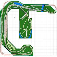 Layout 15-3 Redesign Industry Area 3200 Showing Tunnel