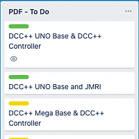 Trello Board - base configurations