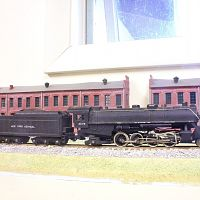 Train Show Mantua Mikado 2-8-2