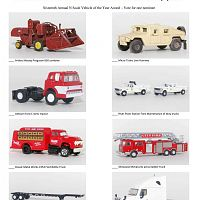 16th Annual N Scale Vehicle Of The Year Award Ballot