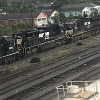 Norfolk Southern Consist