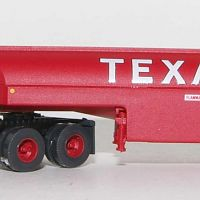 Trainworx 55019 Texaco Petebilt 350 Fuel Tanker