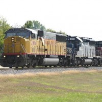 UP_SD60 & HLCX_SD40 & SP_SD40T-2_Wagoneer OK_2006