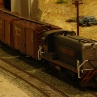 SP 5231 on local freight duty
