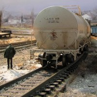 Atlas tank car