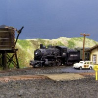 Bear Creek Depot & water tank