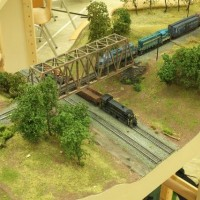 Taken at the 2011 FREMO annual gathering. A video of the layout is on YouTube: http://www.youtube.com/watch?v=SxpMHxVeAzI