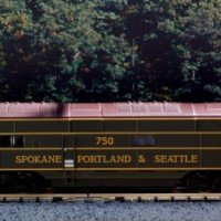 Broadway Limited SP&S E7 #750