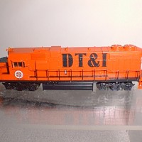 DT&I GP38-2 JNJ SHELL