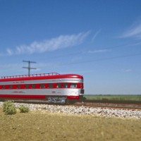 Texas Special Observation Car