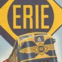 Erie RR and other N scale models.