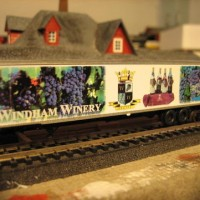 N Scale Collector Virginia Wine Collection