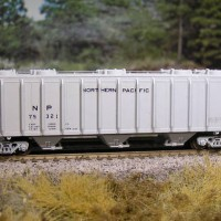 Northern Pacific Covered Hopper
