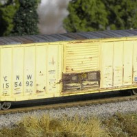 C&NW 50' Boxcar