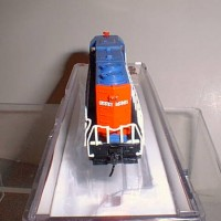 CUSTOM GT #5808 GP38 REAR VIEW