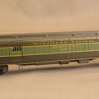 Northern Pacific 1600 Series Baggage Car