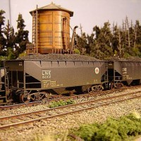 Atlas Coal Drag LNE hopper 15002