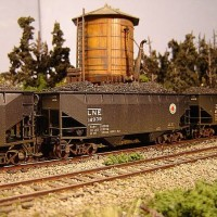 Atlas Coal Drag LNE hopper 14938