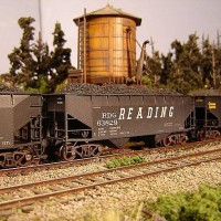 Atlas Coal Drag RDG hopper 63829