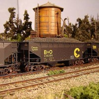 Atlas Coal Drag Chessie hopper 235200