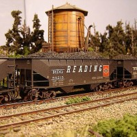 Atlas Coal Drag RDG hopper 86215